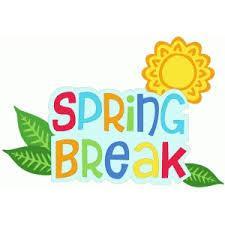 No School--Spring Break - Hollywood Park Elementary School